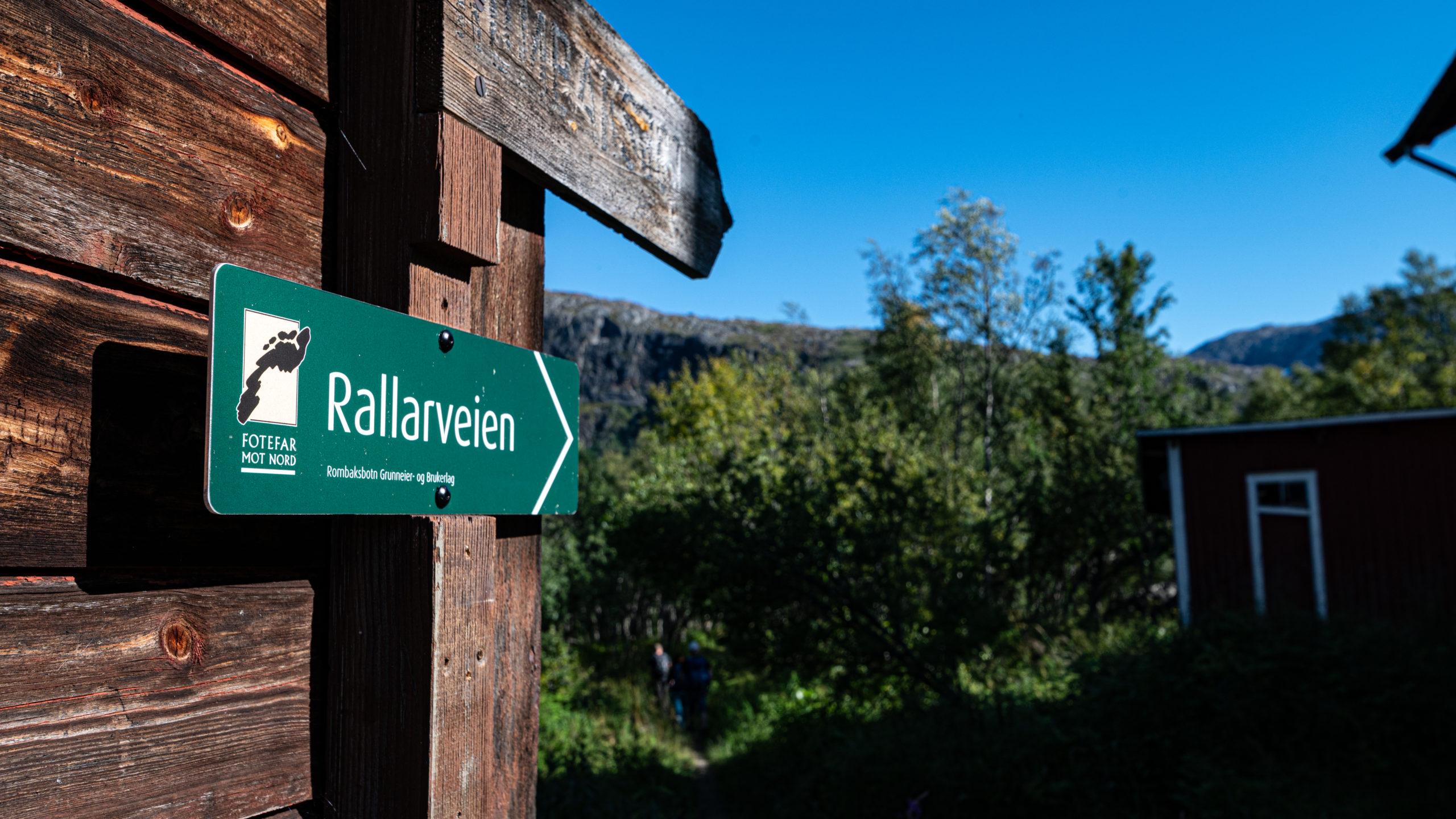 Rallarveien aria-hidden=